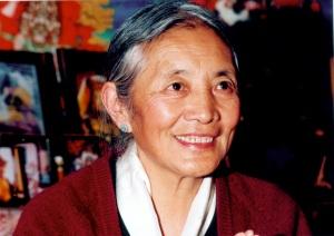 Khandro Tsering Chödrön, London 1996